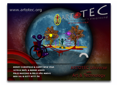 Artotec Julhälsning
