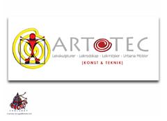 ARTOTEC Lekskulpturer & Urbana Möbler med [Konst & Teknik]