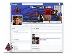 Irréaliste Förlaget Facebook