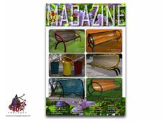 ARTOTEC Magazine nr 2 Lekskulpturer och Urbana Möbler med [Konst & Teknik]
