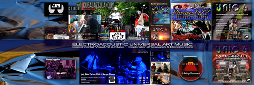 Electroacoustic Universal Art Music Group on Facebook